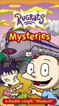 Rugrats Mysteries VHS