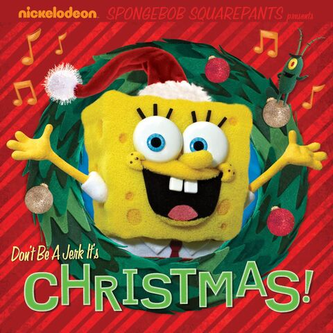 File:SpongeBob Don't Be a Jerk, It's Christmas! Book.jpg