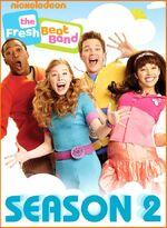 The Fresh Beat Band Season 2 DVD