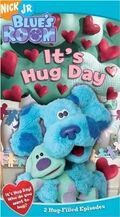 Blue's Room It's Hug Day VHS