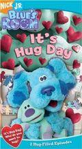 Blue's Room It's Hug Day VHS