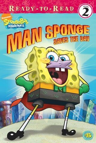 File:SpongeBob Man Sponge Saves the Day Book.jpg