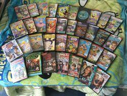Geoff109 Nickelodeon DVDs 1
