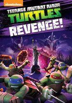 TMNT Revenge! DVD