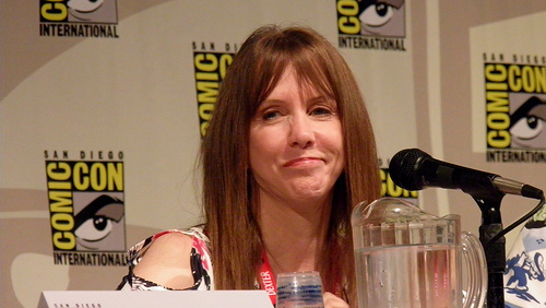 File:Laraine Newman at Cartoon Voices II Panel.jpg