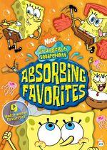 SpongeBob DVD - absorbing Favorites