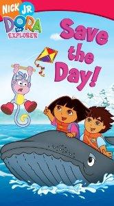 File:Dora the Explorer Save the Day! VHS.jpg