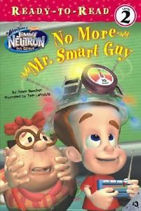 File:Jimmy Neutron No More Mr. Smart Guy Book.jpg