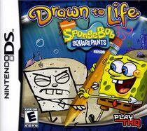 Drawn to Life SpongeBob DS