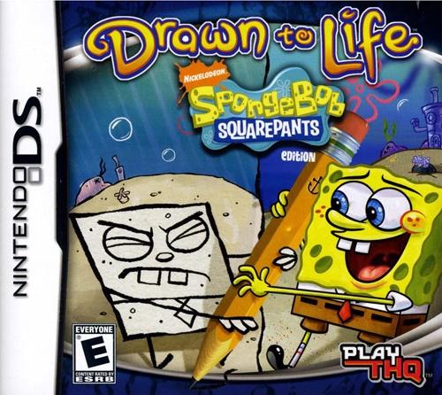 File:Drawn to Life SpongeBob DS.jpg