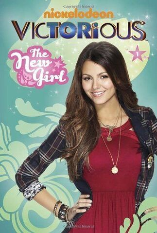 File:Victorious The New Girl Book.JPG