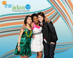True Jackson,VP Casts