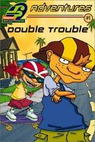 Rocket Power Double Trouble Book