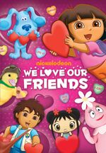 We Love Our Friends DVD