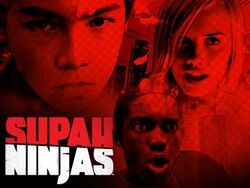 Supah ninjas-show