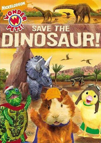 File:TWP Save the Dinosaur! DVD.jpg