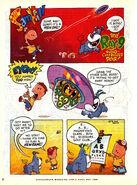 Nickelodeon Magazine comic Sam Hill and Ray 9 May 1998