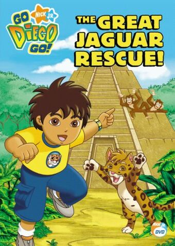File:Go Diego Go! The Great Jaguar Rescue! DVD.jpg