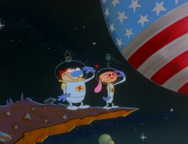 File:Commander Hoek and Cadet Stimpy.jpg