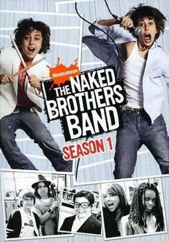 File:Naked Brothers Band DVD = Season 1.jpg