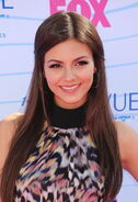 Victoria at the TCA