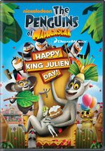 POM Happy King Julien Day! DVD