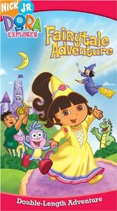 File:Dora the Explorer Dora's Fairytale Adventure VHS.jpg