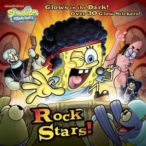 File:SpongeBob Rock Stars! Book.jpg