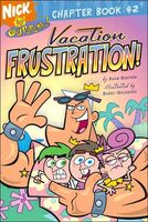 Fairly OddParents Vacation Frustration Book