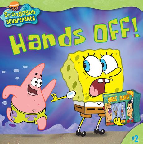 File:SpongeBob Hands Off! Book.jpg