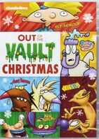 Out of the Vault Christmas DVD