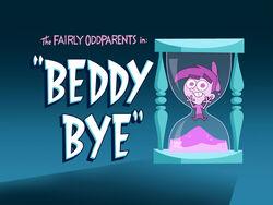 Titlecard-Beddy Bye
