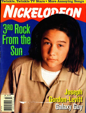 File:Nickelodeon magazine cover january february 1997 joseph gordon levitt 3rd rock from the sun.jpg