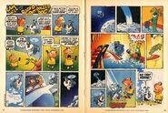 Nickelodeon Magazine comic Sam Hill and Ray 9 September 1995