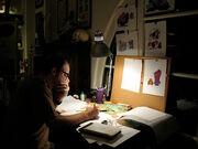 Dave pressler studio robot and monster 2008