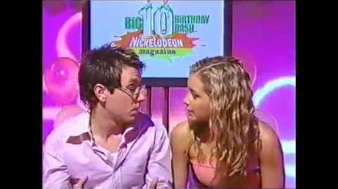 Nickelodeon Magazine 10th Birthday 2003