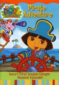 File:Dora the Explorer Pirate Adventure DVD.jpg