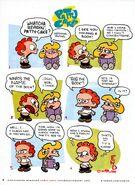 Patty Cake NickMag comic Dec Jan 2009
