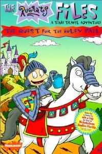 File:Rugrats Files The Quest for the Holey Pail Book.jpg