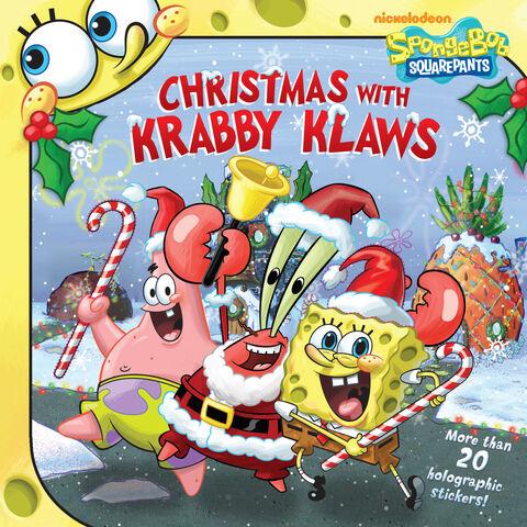 File:SpongeBob Christmas With Krabby Klaws Book.jpg