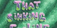 That Sinking Feeling (SpongeBob SquarePants)