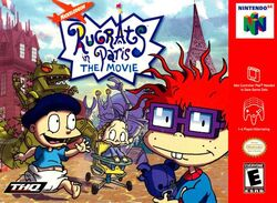 Rugrats in Paris Game