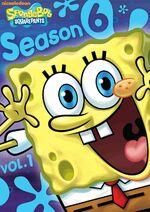 SpongeBob Season 6 Volume 1