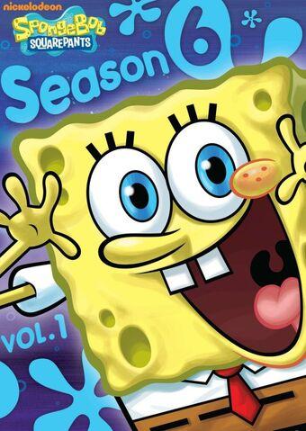 File:SpongeBob Season 6 Volume 1.jpg