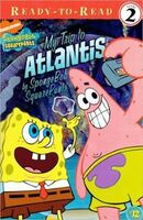 SpongeBob My Trip to Atlantis Book