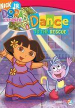 Dora the Explorer Dance to the Rescue DVD