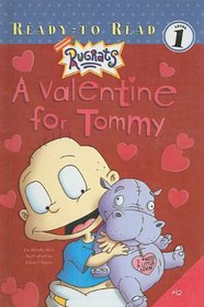 File:Rugrats A Valentine For Tommy Book.jpg