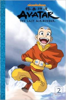 File:Avatar The Last Airbender 2 Book.jpg