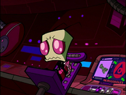 Scared Zim