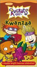 Rugrats Kwanzaa VHS